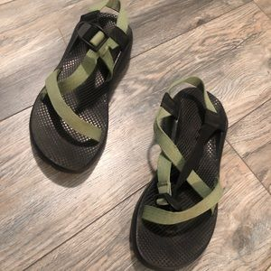 Chaco Women's Sport Sandals Size 10 Green nice